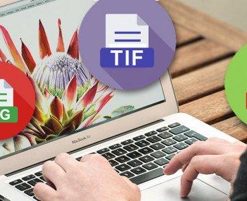 Dateiformate Bildformate EPS JPG TIF GIF